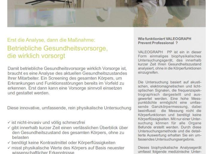 Texter Bielefeld: Referenz VALEOGRAPH Deutschland GmbH. Konzept und Text stammen von Karin Dippel, Inhaberin der Text-Agentur NA SO WAS.