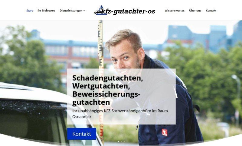 Texter Bielefeld: Referenz Website-Texte für Timo Hagedorn, unabhängiger KFZ-Sachverständiger