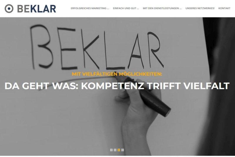 Texter Bielefeld: Referenz Marketingagentur Beklar / NA SO WAS
