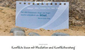 Texter Bielefeld: Website für mediation-dippel.de